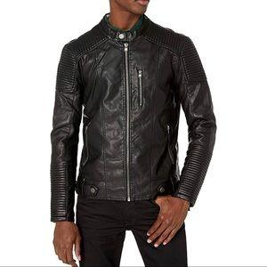 XRAY Motorcycle Faux Leather Jacket